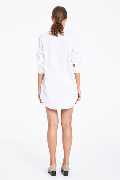 Noon Shirt - White