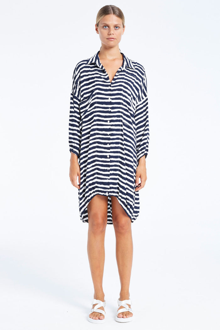 Donna Shirt Dress