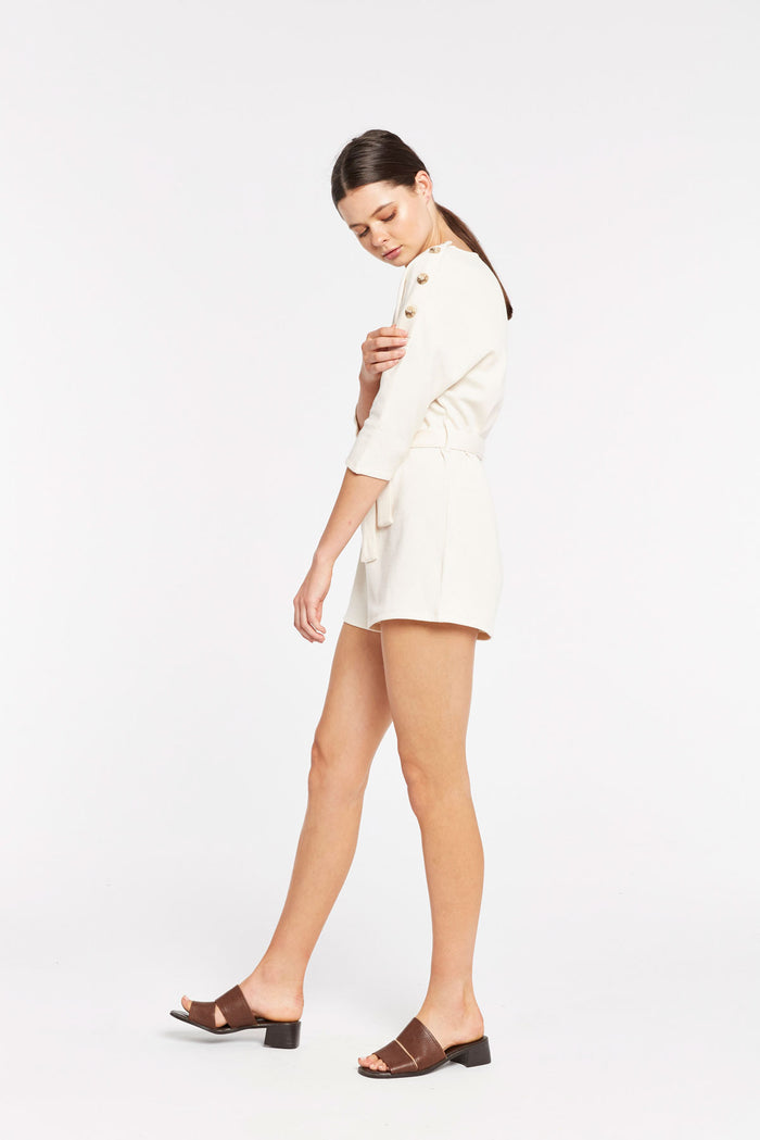 Rattan Playsuit