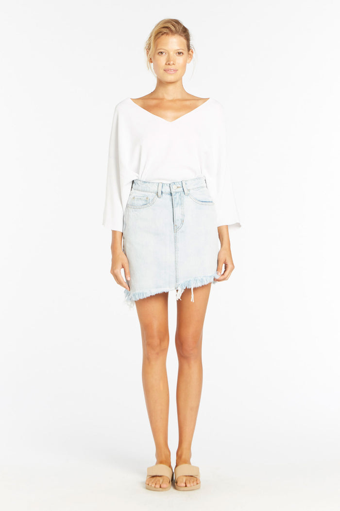Zed Denim Skirt