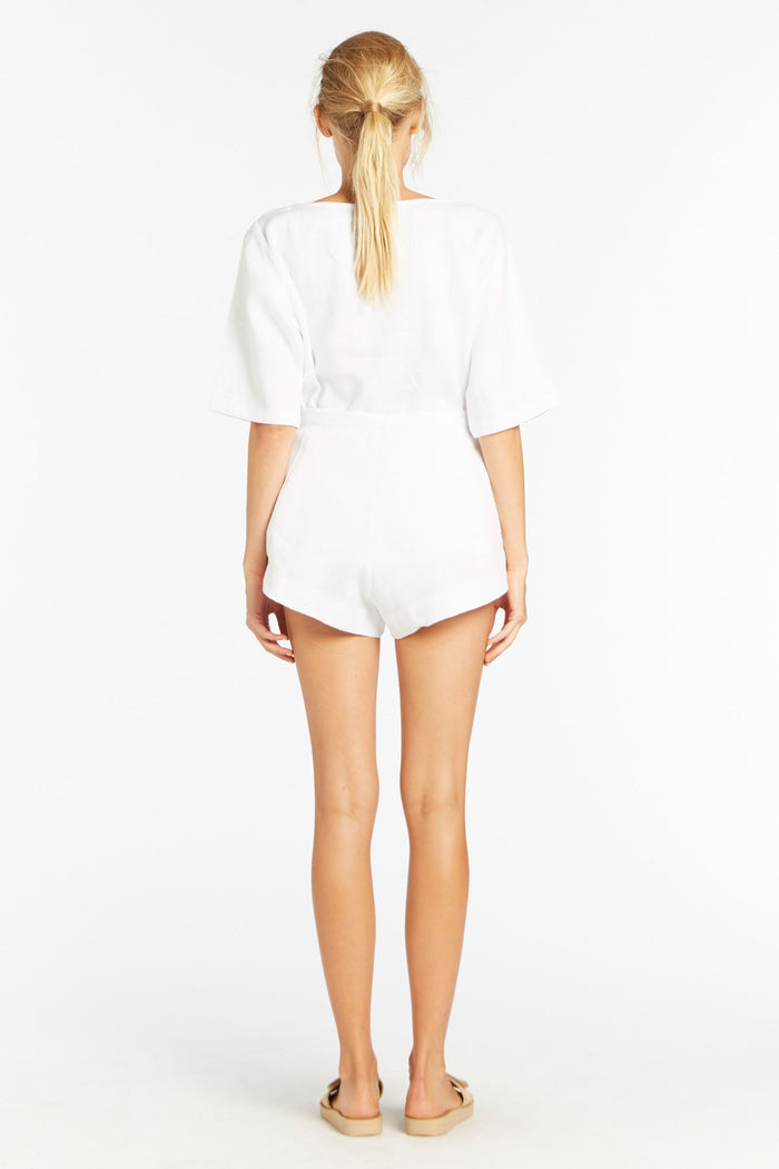 Coast Short - White
