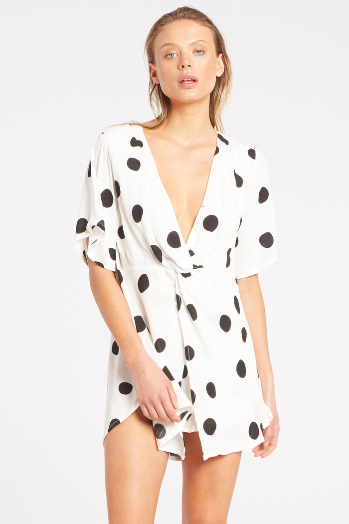 Float Shirt Dress