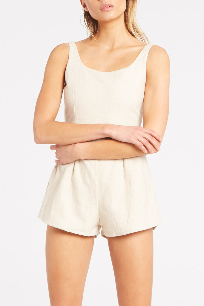 Definitive Playsuit