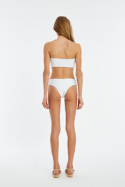 Signature Boyleg Brief - White