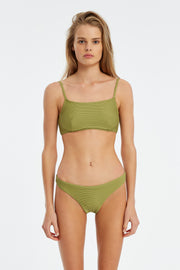 Signature Classic Brief - Olive