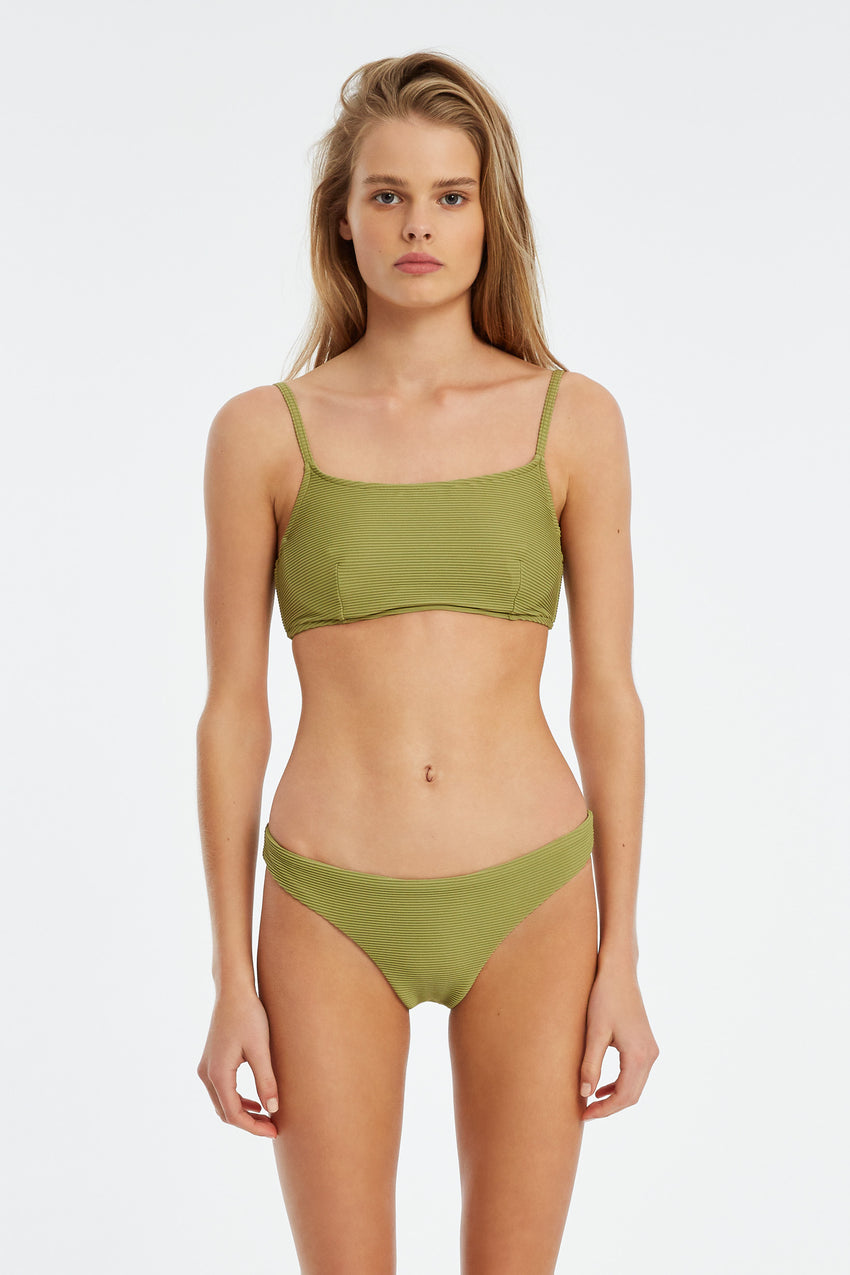 Signature Standard Brief - Olive