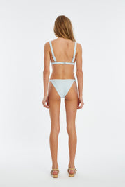 Signature Harness Brief - Powder Blue