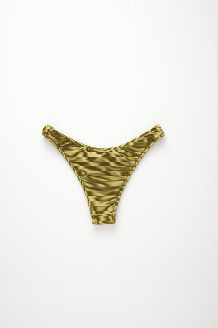 Signature Curve Brief - Olive