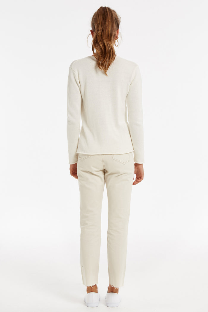 Strand Knit Jumper