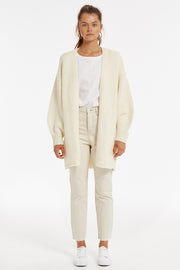 Lush Cardigan - Warm White