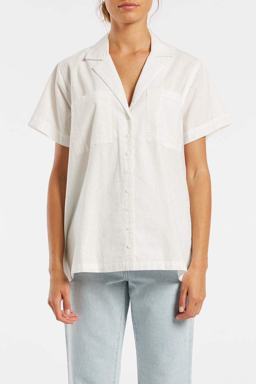 Signature Classic Short Sleeve Shirt