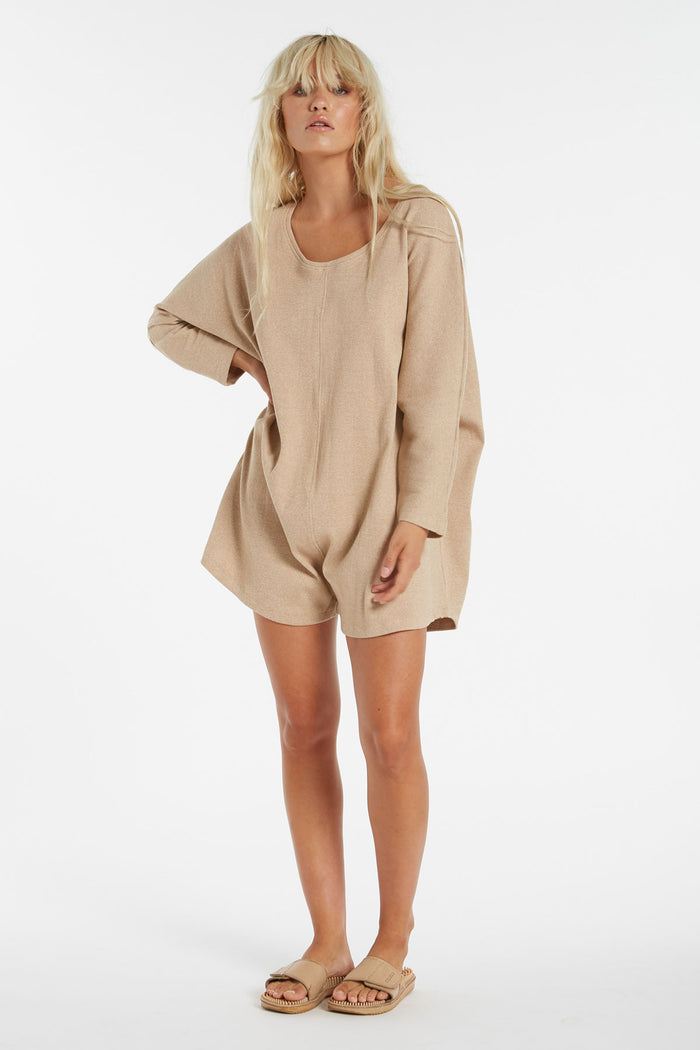 Sandcastle Playsuit