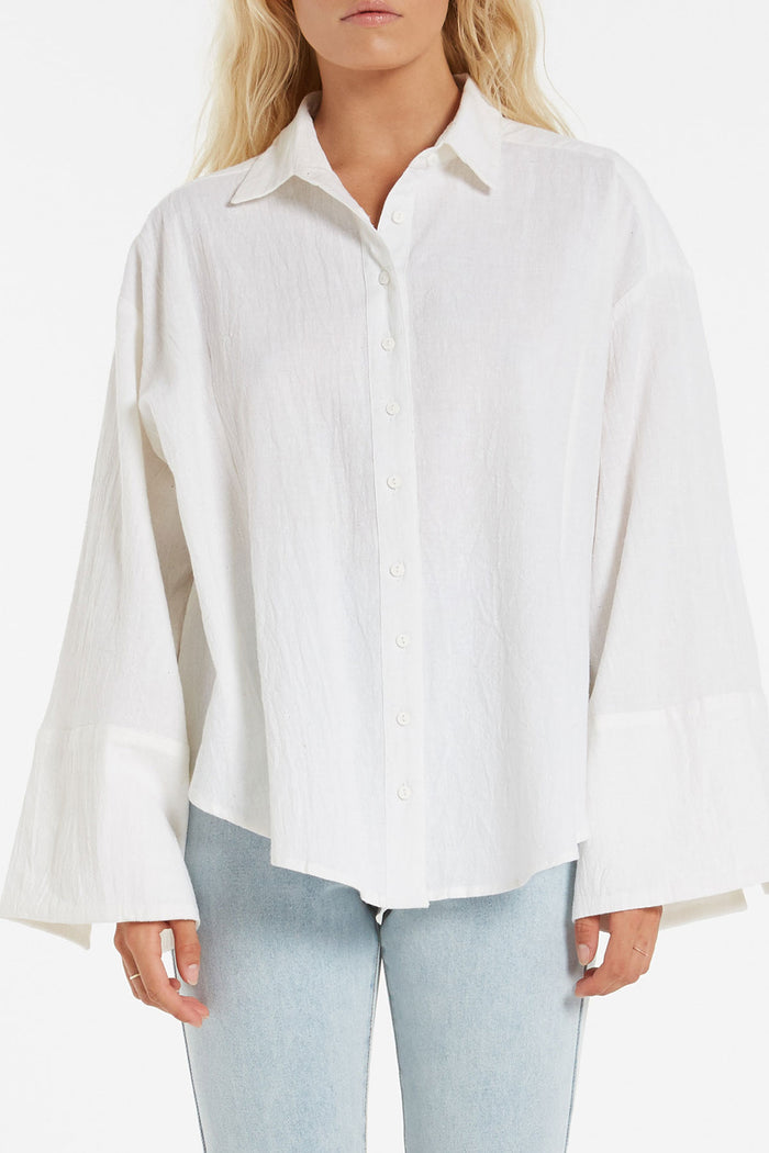 Mist Shirt - Warm White
