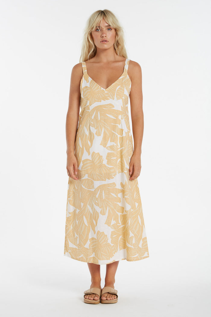 Tiki Slip Dress