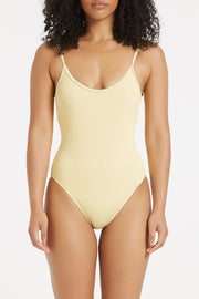 Signature Simple Onepiece - Lemon
