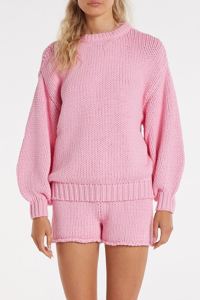 Harvest Jumper - Pink