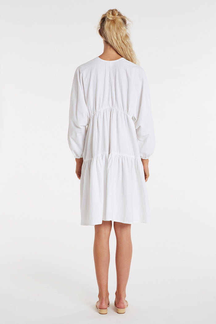 Rise Mid Length Dress