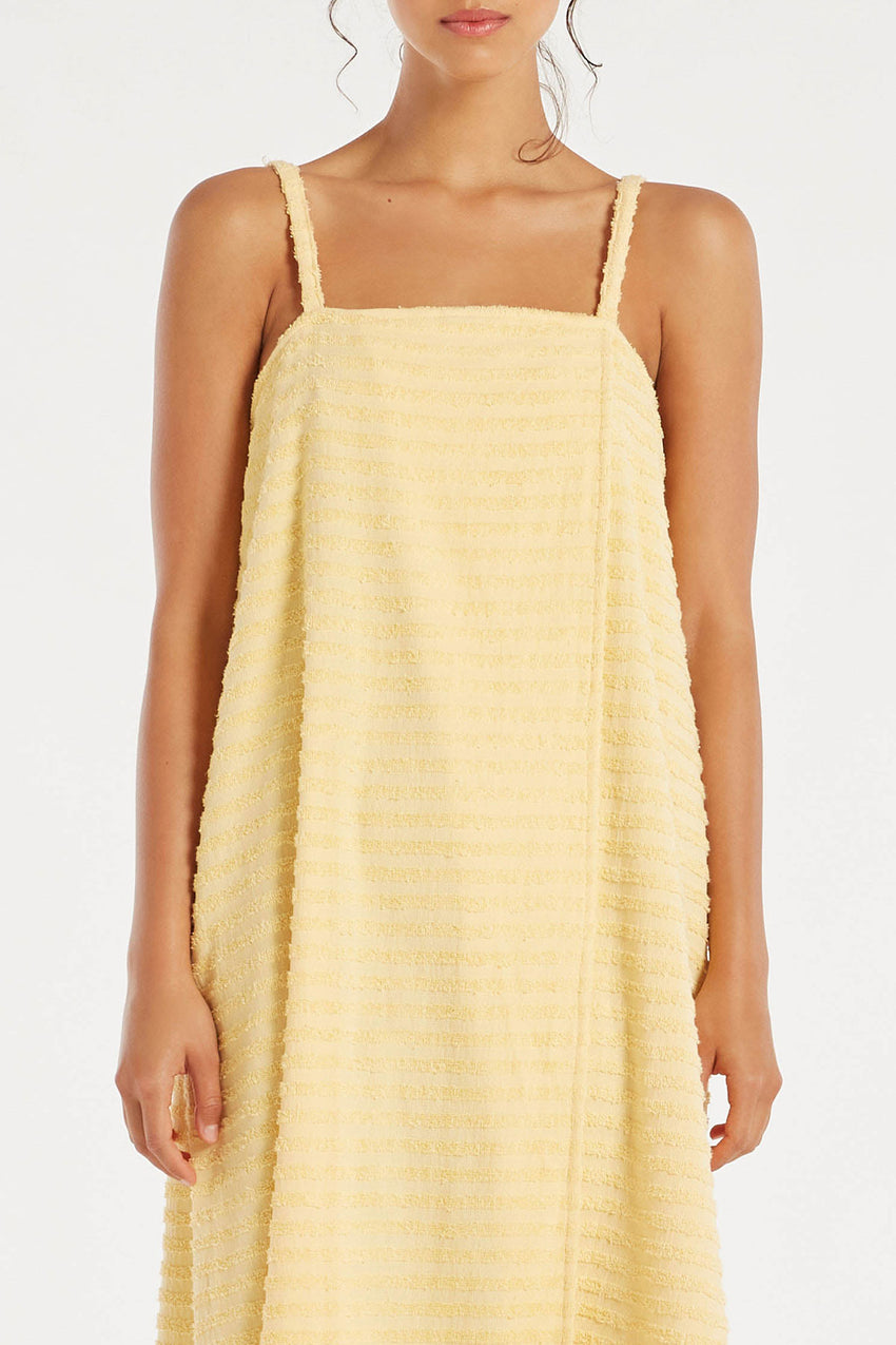 Sundeck Dress - Banana