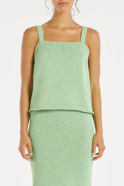 Breeze Knit Cami - Marine