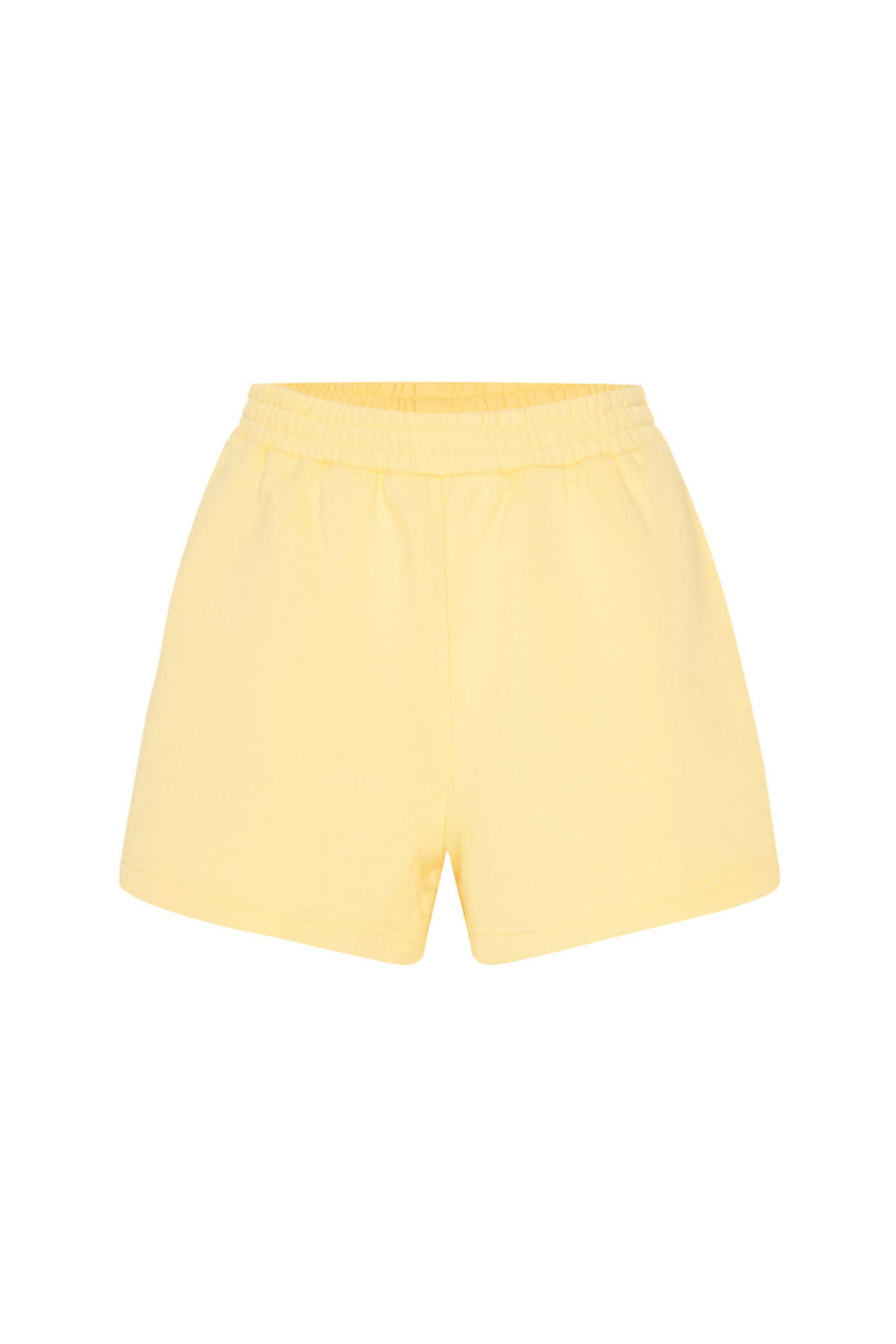 Classic Fleece Short - Lemon