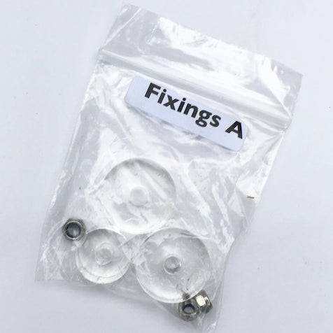 Spare Fixing Bag A & B