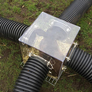 Clear Junction Box