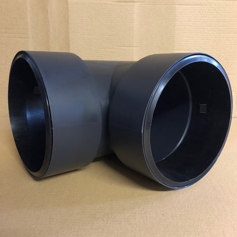 right angle pipe
