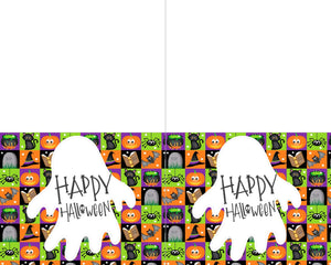 Halloween Party Pack Bundle (82 pages)