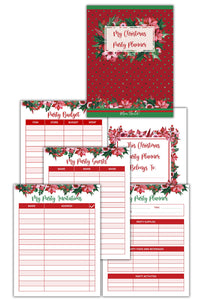 Christmas Party Planner ( 7 Pages )