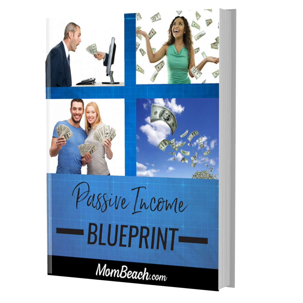 Passive Income Blueprint eBook (44 Pages)