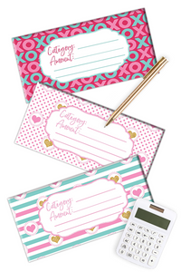Cash Only Date Challenge Cash Envelopes Bundle