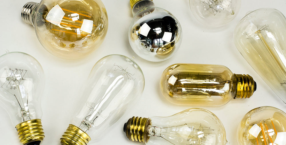 Vintage Edison Style Bulbs, Incandescent