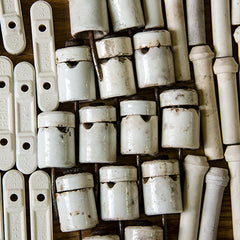 we are buying knobs, tubes, cleats