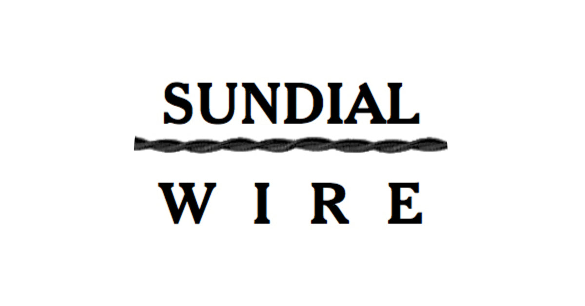 Cloth-Covered Wire from Sundial Wire