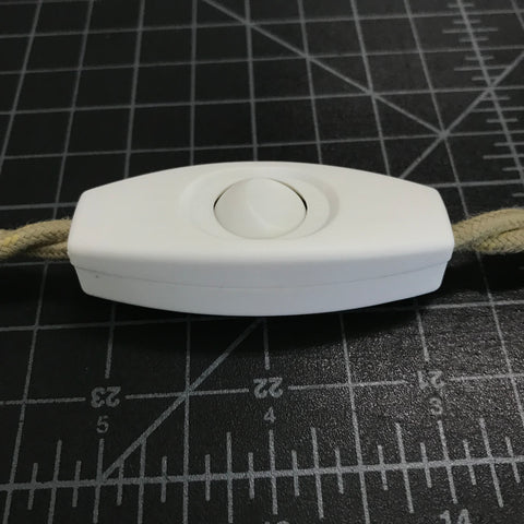 slim switch attached to twisted pair wire