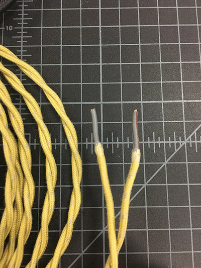 twisted pair with tape