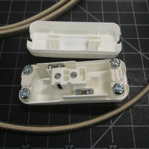 open vintage slim switch and parallel cord