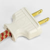 White Rectangular Plug