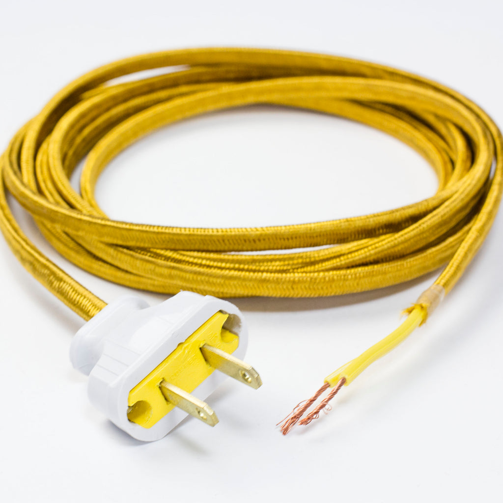 CORD SET with PARALLEL CORD
