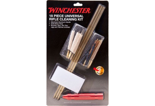 Winchester 18 Piece Rifle Cleaning Kit