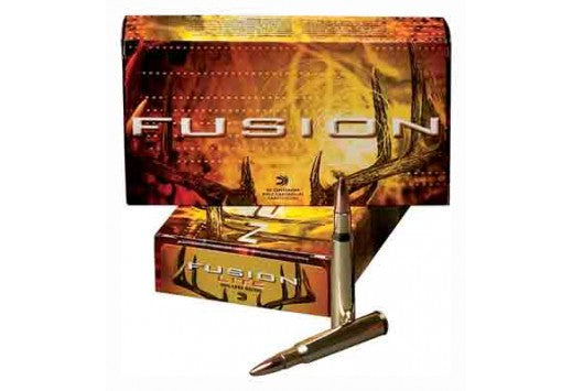 Federal Fusion 22-250 55gr Bonded Soft Point