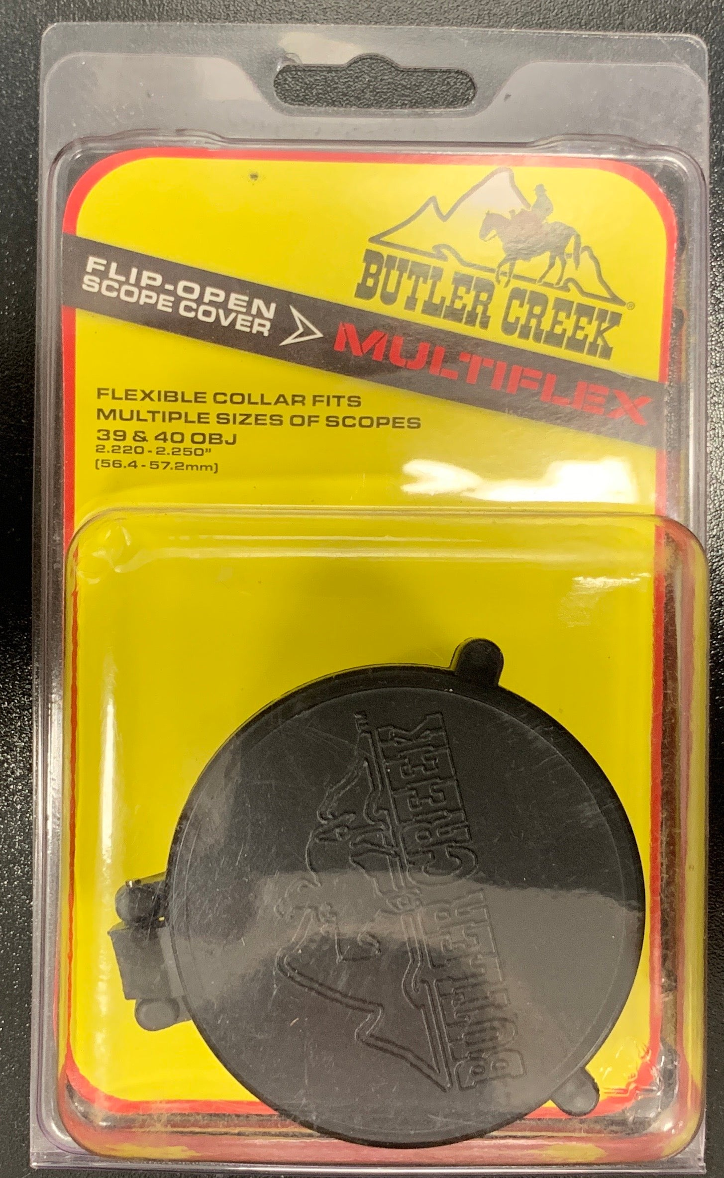 Butler Creek Scope Cover #33940
