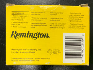 Remington Slugger 20gauge