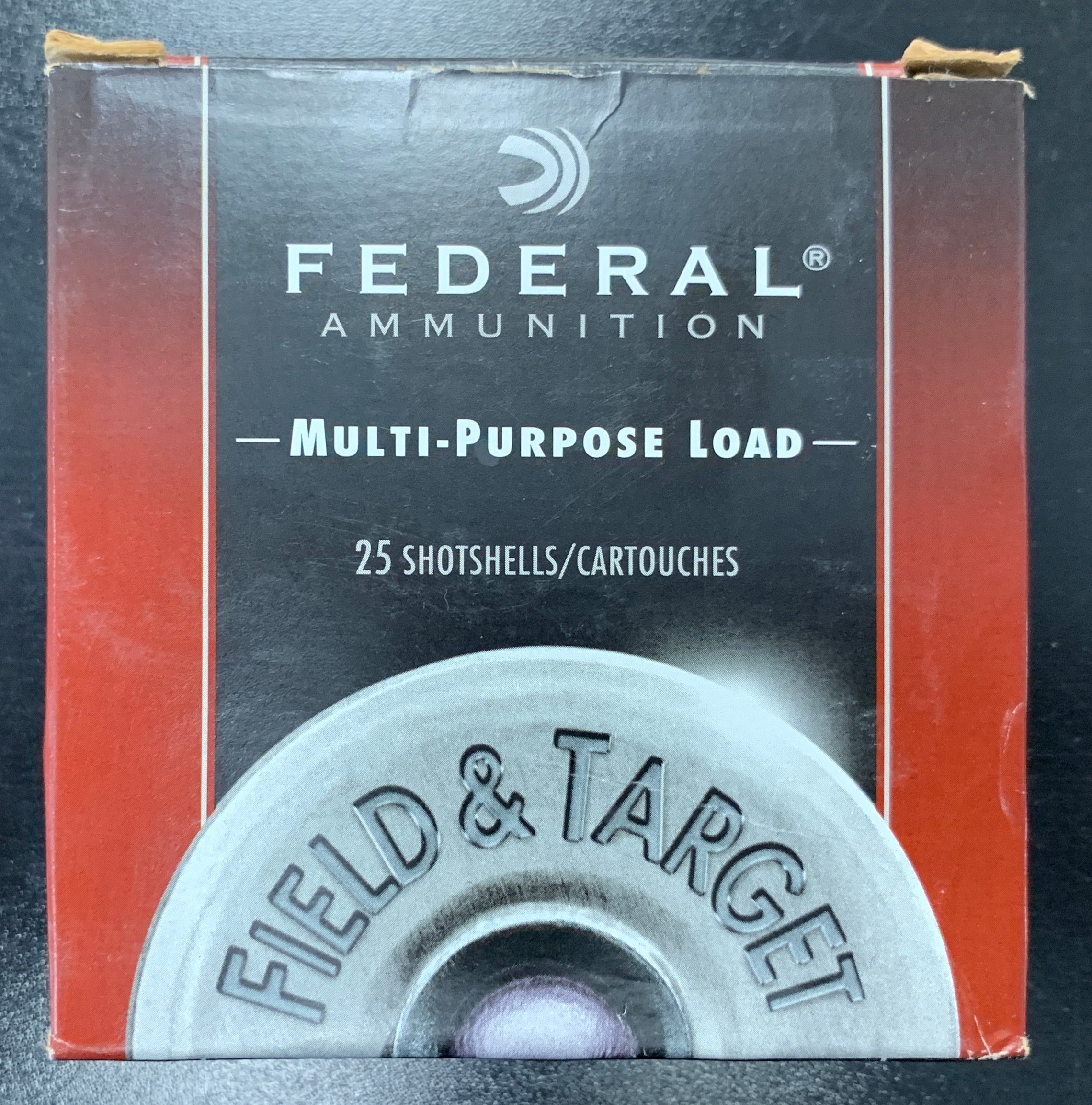 "Federal Field and Target - 12g 3"" 7.5shot"