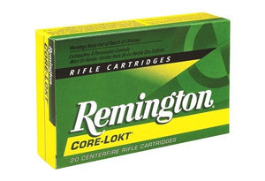 Remington Core-Lokt 7mm-08 Remington 140gr
