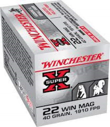 Winchester .22 Win Mag - Varmint and Small Game