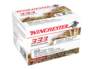 Winchester 22LR 333ct