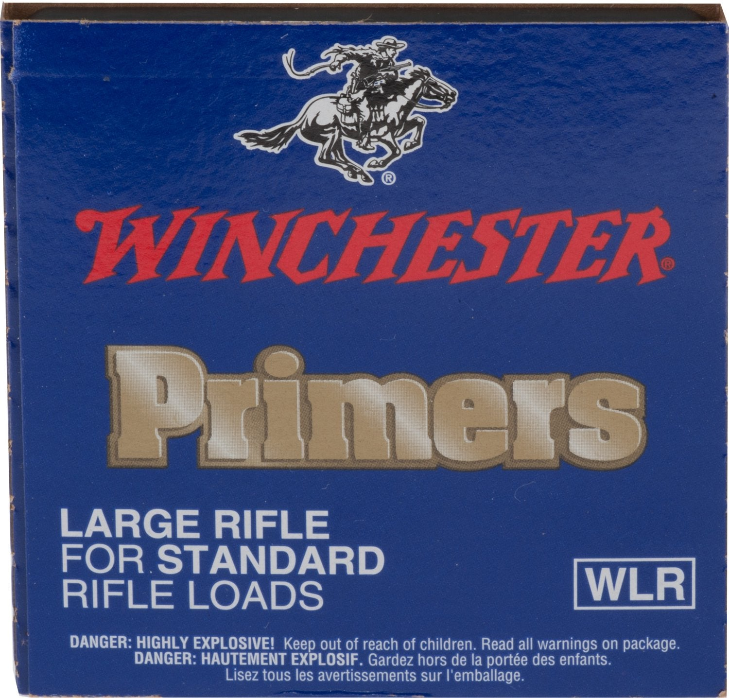 Winchester WLR Large Rifle Primers 100ct
