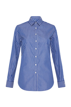 Alice Cotton Stripe Shirt