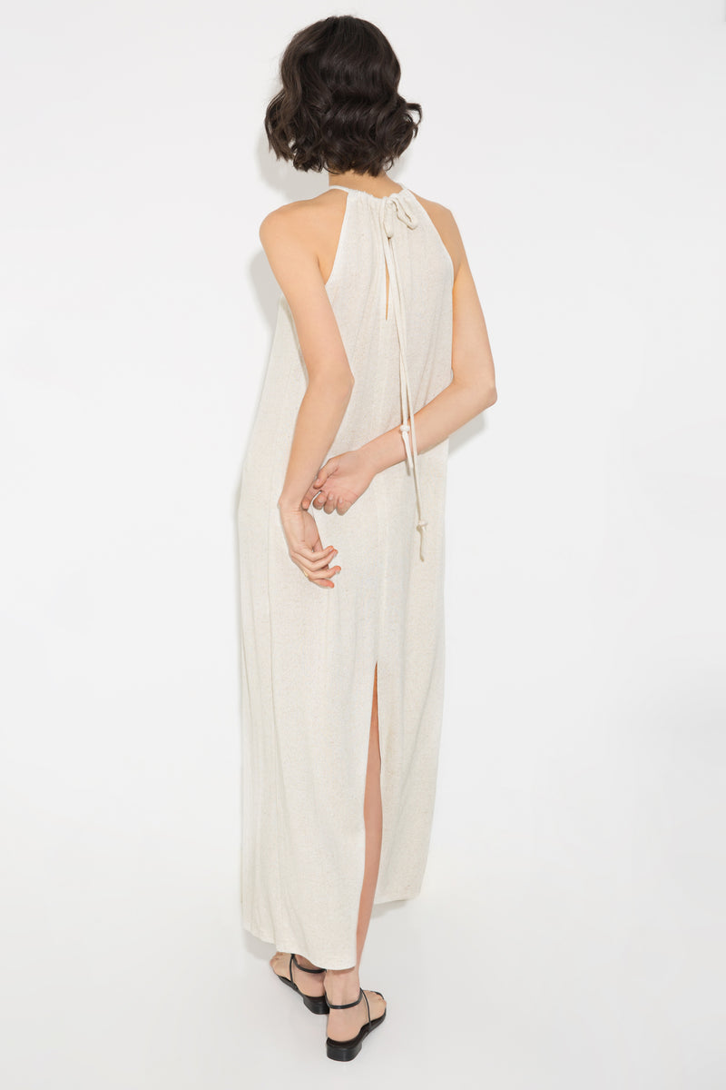 Kenya Linen Knit Dress